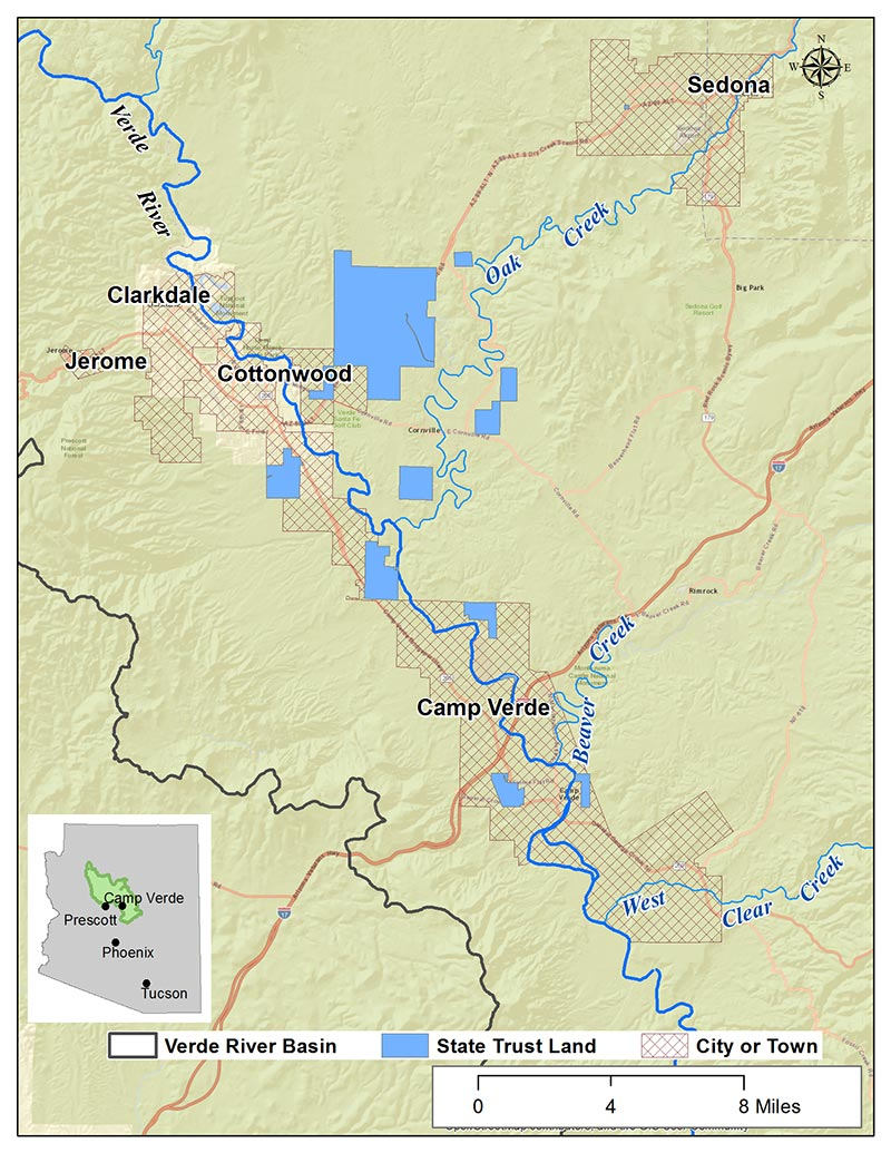 State Land - Verde Basin Communities