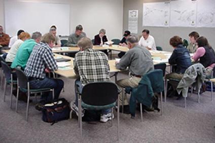 USFS Meeting