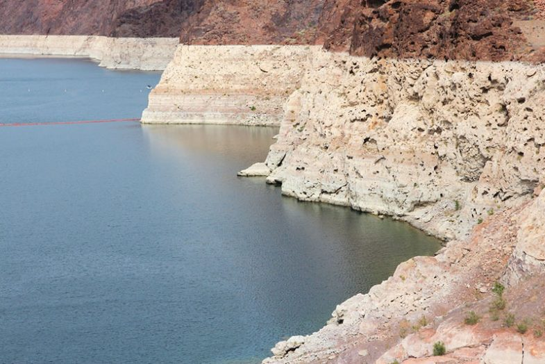 Water Levels Lake Mead