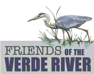 Friends of the Verde River Logo (Vertical)