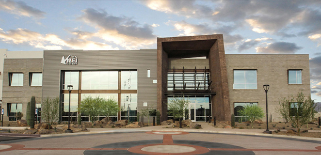 REI Distribution Center in Goodyear - pkastructural.com