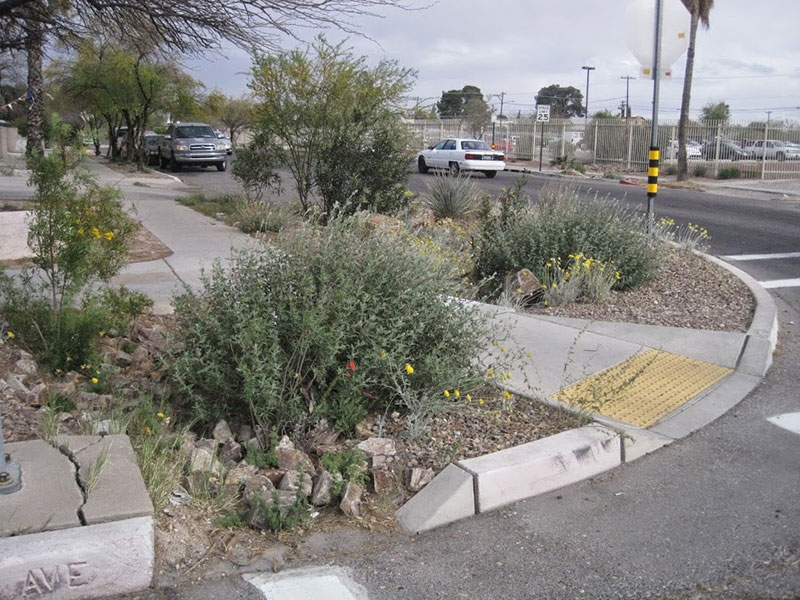 Stormwater Management City of Tucson